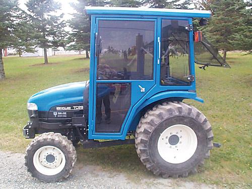 Fabricant de cabine de tracteur